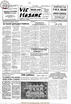 35e année - n°20 - 16 mai 1980