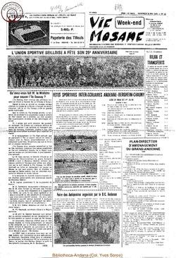 35e année - n°22 - 30 mai 1980