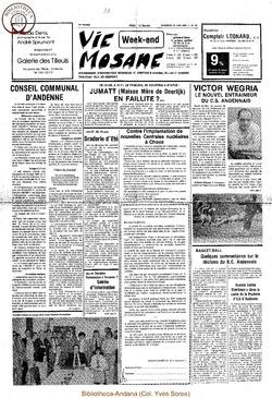 35e année - n°25 - 20 juin 1980