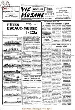35e année - n°27 - 4 juillet 1980