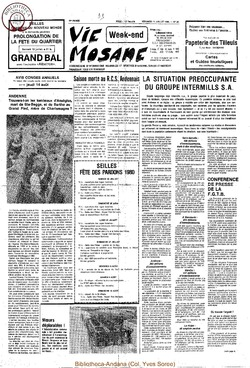 35e année - n°28 - 11 juillet 1980
