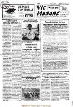 35e année - n°29 - 15 août 1980