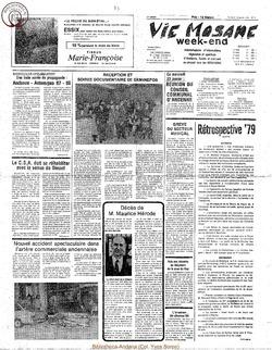 35e année - n°3 - 18 janvier 1980