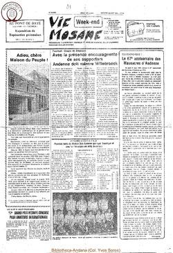 35e année - n°30 - 22 août 1980