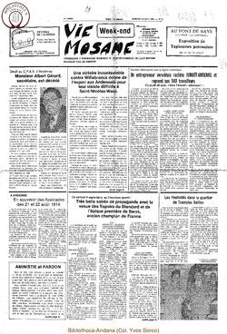 35e année - n°31 - 29 août 1980