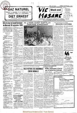 35e année - n°34 - 26 septembre 1980