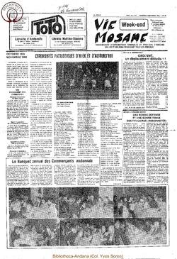 35e année - n°40 - 7 novembre 1980