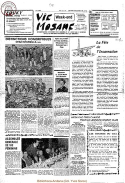 35e année - n°46 - 19 décembre 1980