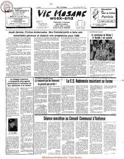 35e année - n°9 - 29 février 1980