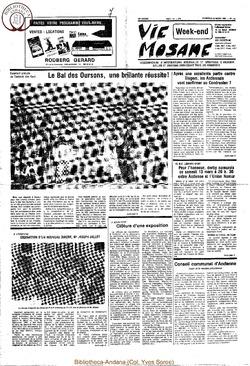 36e année - n°10 - 12 mars 1982