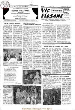 36e année - n°11 - 19 mars 1982