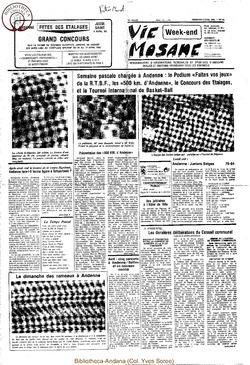 36e année - n°14 - 9 avril 1982