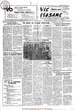 36e année - n°19 - 14 mai 1982