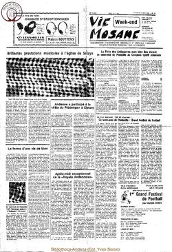 36e année - n°21 - 28 mai 1982