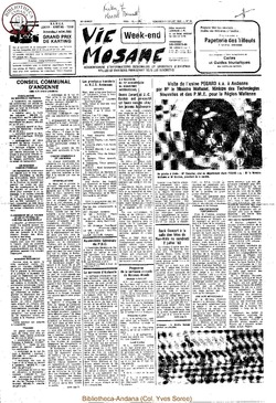 36e année - n°26 - 2 juillet 1982