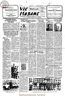 36e année - n°27 - 9 juillet 1982