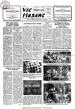 36e année - n°29 - 16  juillet 1982