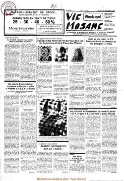 36e année - n°3 - 22 janvier 1982