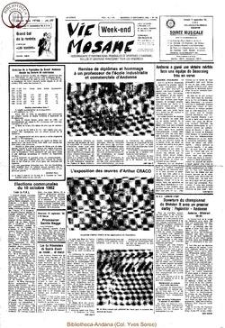 36e année - n°33 - 10 septembre 1982