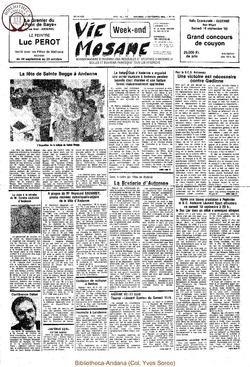 36e année - n°34 - 17 septembre 1982