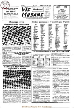 36e année - n°37 - 8 octobre 1982