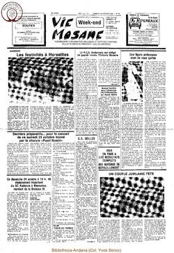 36e année - n°39 - 22 octobre 1982