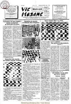 36e année - n°40 - 29 octobre 1982