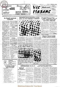 36e année - n°42 - 12 novembre 1982