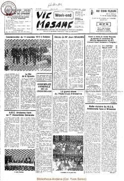 36e année - n°43 - 19 novembre 1982