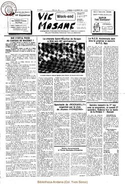 36e année - n°44 - 26 novembre 1982