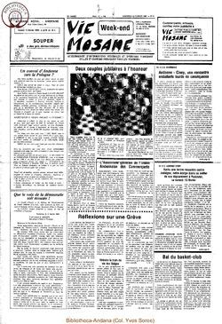 36e année - n°6 - 12 février 1982
