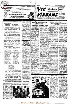 36e année - n°7 - 19 février 1982