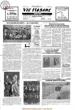 39e année - n°1 - 11 janvier 1985