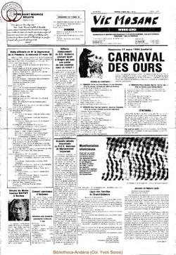 39e année - n°10 - 15 mars 1985