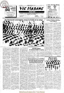 39e année - n°11 - 22 mars 1985