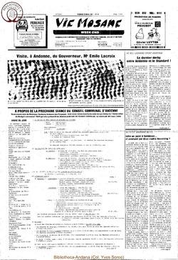 39e année - n°12 - 29 mars 1985