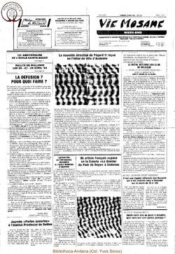 39e année - n°15 - 19 avril 1985