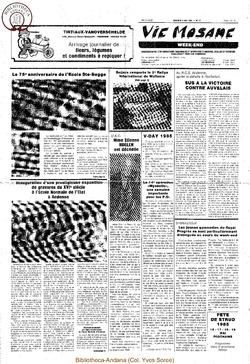 39e année - n°17 - 3 mai 1985