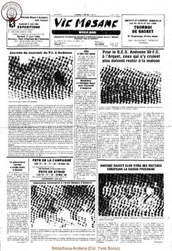 39e année - n°19 - 17 mai 1985