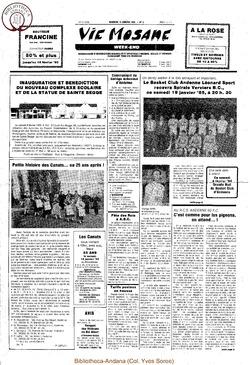 39e année - n°2 - 18 janvier 1985