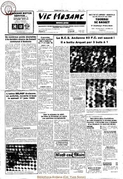 39e année - n°20 - 24 mai 1985