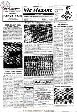 39e année - n°21 - 31 mai 1985