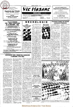 39e année - n°23 - 14 juin 1985