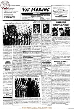 39e année - n°26 - 5 juillet 1985