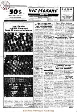 39e année - n°3 - 25 janvier 1985