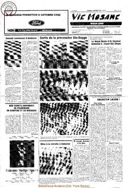39e année - n°32 - 13 septembre 1985