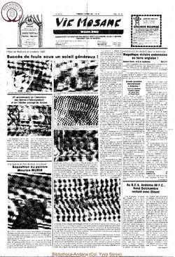 39e année - n°35 - 4 octobre 1985