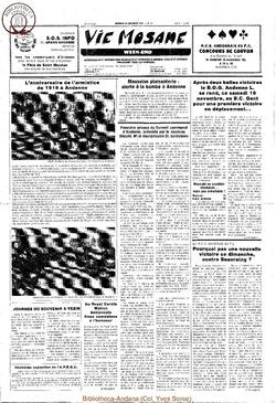39e année - n°41 - 15 novembre 1985