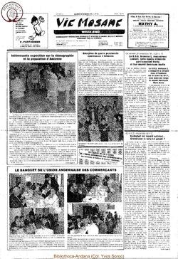 39e année - n°43 - 29 novembre 1985