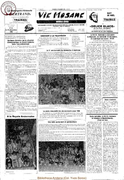 39e année - n°46 - 20 décembre 1985